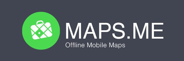 MAPS.ME приложение