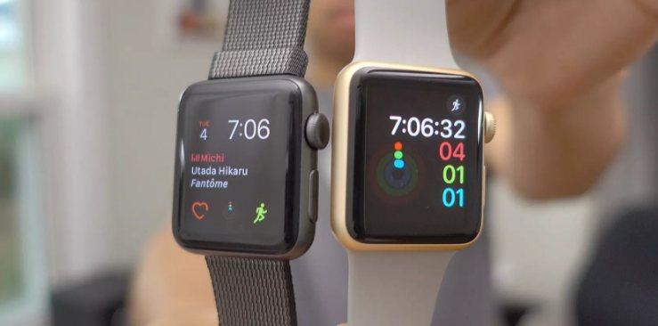 Apple Watch 2 и 3 серий