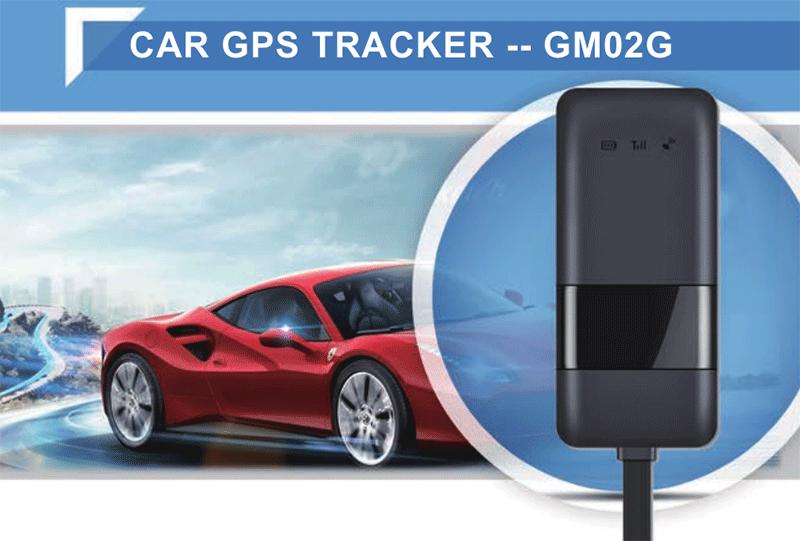 Car GPS Tracker GM02G