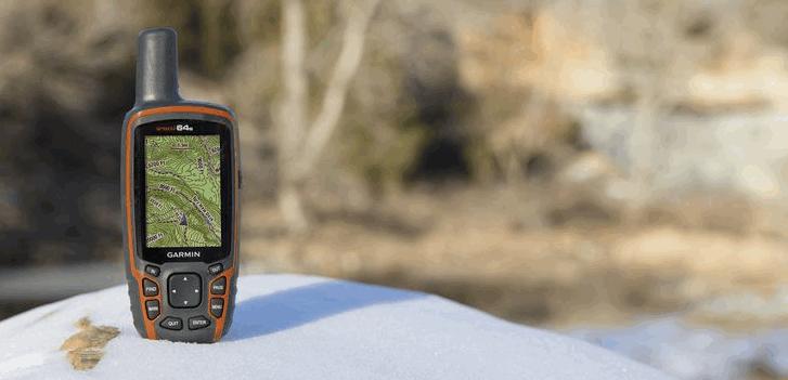 Навигатор для охоты и рыбалки