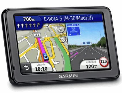 Внешний вид навигатора Garmin