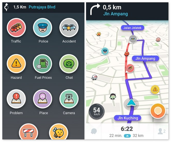 Waze GPS Maps & Traffic