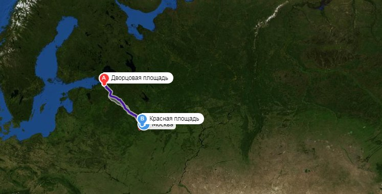 Яндекс Карты со спутника