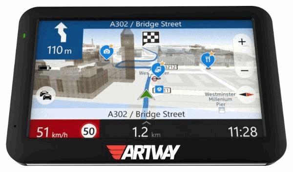 Интерфейс Artway