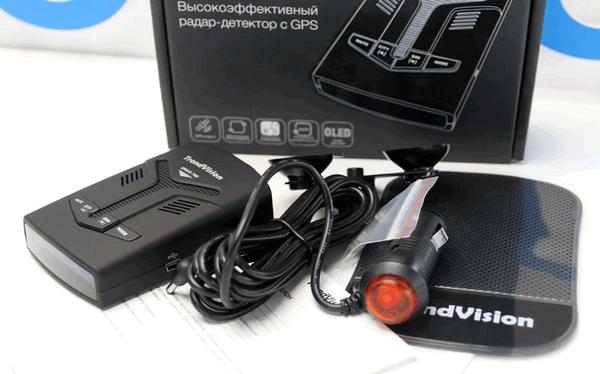 Модель TrendVision Drive-700