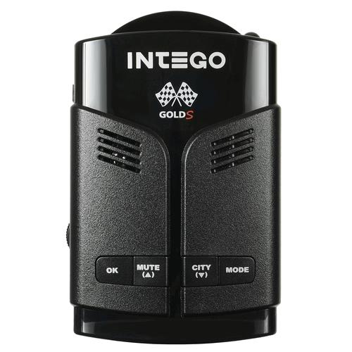 Радар-детектор Intego GP GOLD S