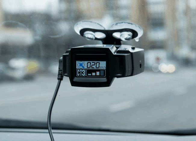 Радар-детекторы в автомобиле