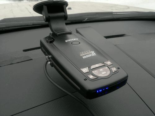 Реальные отзывы пользователей о радарах Escort SC55