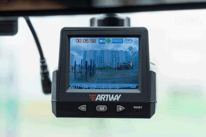 Возможности обнаружения радаров Artway